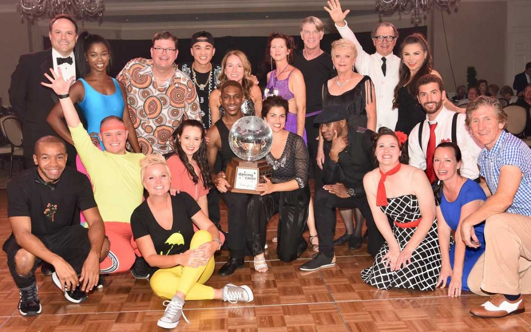 2019 'Dancing for a Cause' Raised Over $300,000